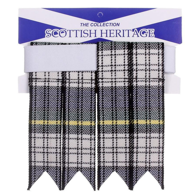 Acrylic Tartan Flashes - Dress Gordon Modern