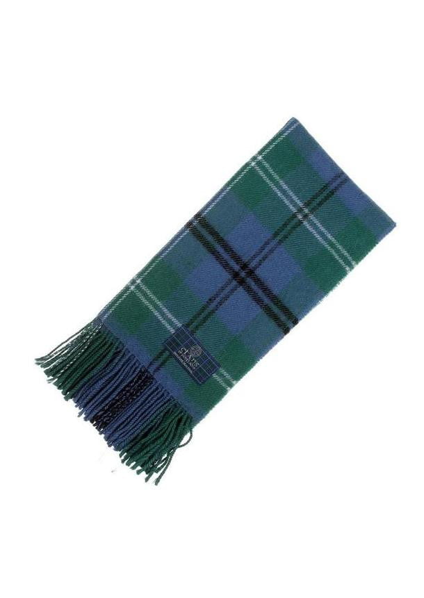 Clan Tartan Scarf - Melville Ancient
