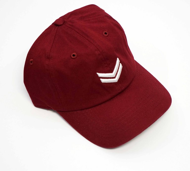 Classic Maroon Dad Hat