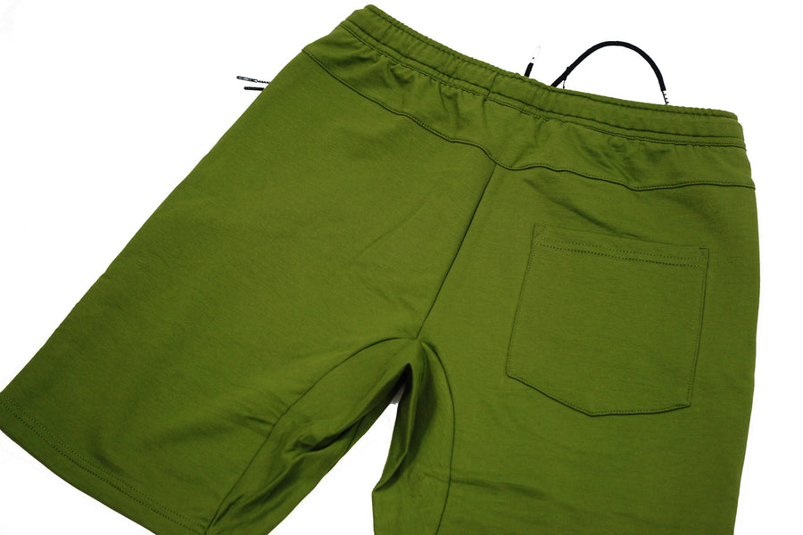 New Olive Lux Performance Shorts
