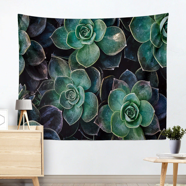 Cactus Wall Tapestry - bestshoppingco