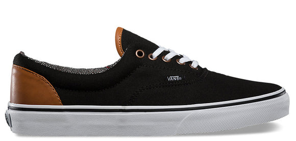 Vans - Era Shoes | Black Tweed (C&L)