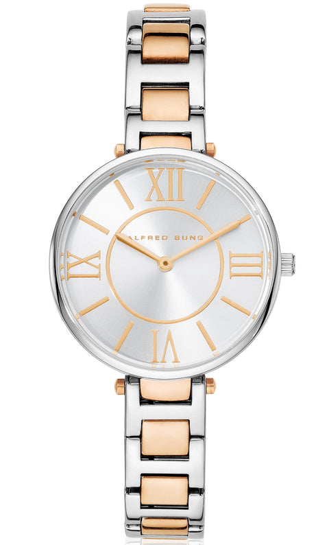 Silhouette Women's Analog Wrist Watch