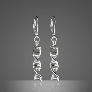 DNA Earrings