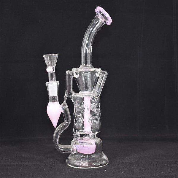 10 INCH WITH SWISS PERC AND WORKED SHOWERHEAD RWP009