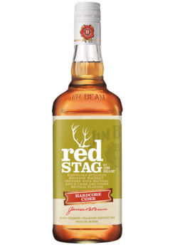 Jim Beam Red Stag Hardcore Cider