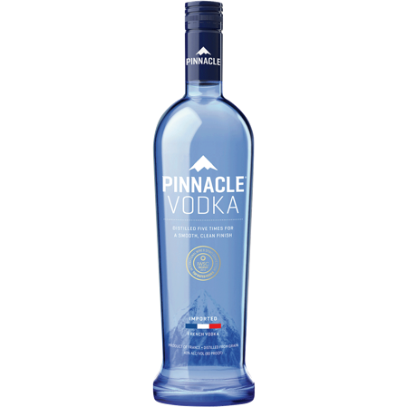 Pinnacle Vodka 750ml