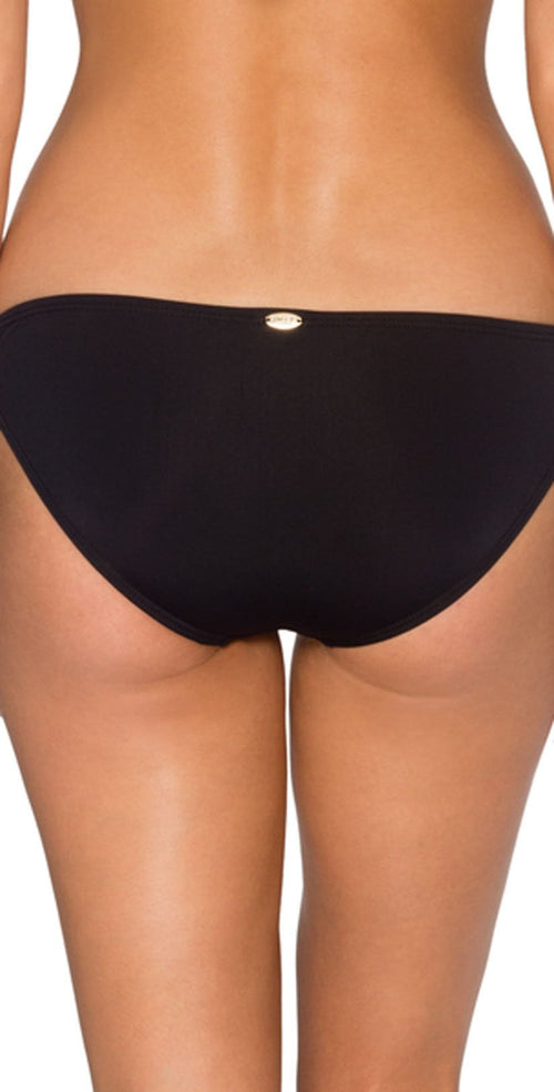 Sunsets Twist and Shout Bottom In Black 14B-Blck