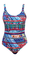 Nuria Ferrer Acapulco one piece swimsuit