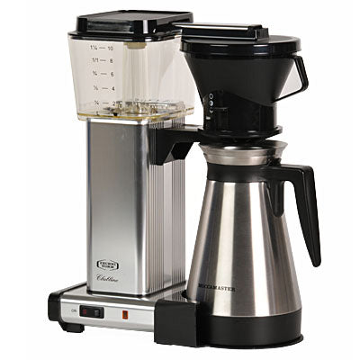 Technivorm Moccamaster Thermal Coffee Maker KBT 741 Silver