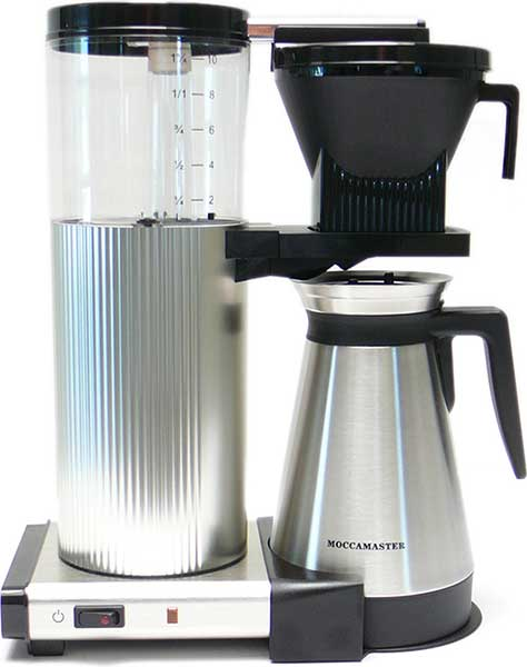 Technivorm Moccamaster Thermo Coffee Maker CDGT 741