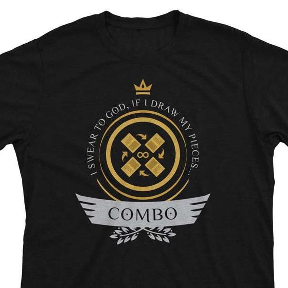 Combo Life V1 - Magic the Gathering Unisex T-Shirt - epicupgrades