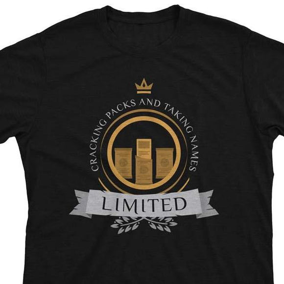 Limited Life V2 - Magic the Gathering Unisex T-Shirt - epicupgrades