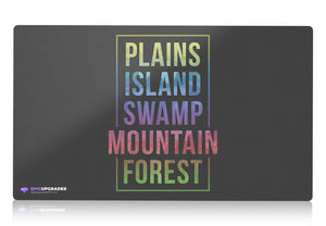 Playmat - The Spectrum Magic the Gathering - epicupgrades