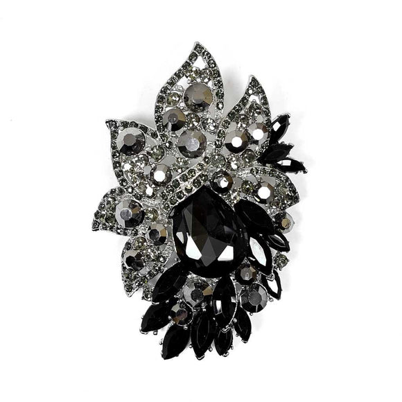 OverSize Flower shape Brooch