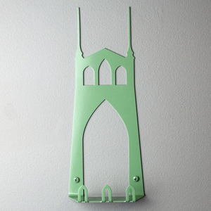 St. Johns Bridge Key Rack
