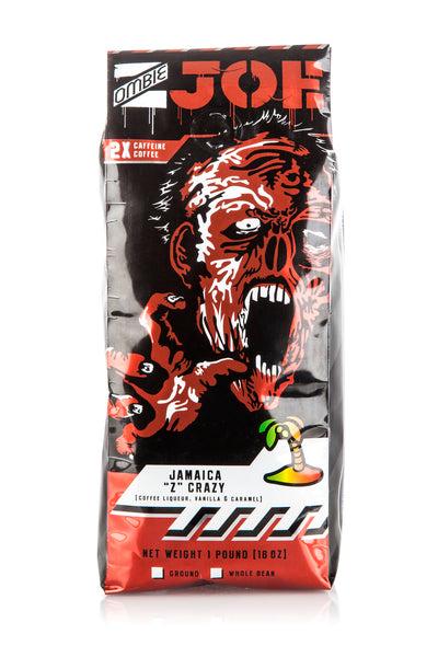 "JAMAICA ""Z"" CRAZY Premium Coffee"