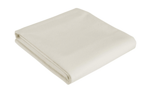 "Organic Cotton Zipper Barrier Cover for Mattresses and Futons (3-5"")"