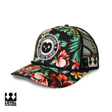 Loyal Trucker hat - Tropical
