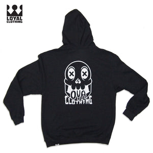 Loyal Pull Over Hoodie Skull Limited Edition