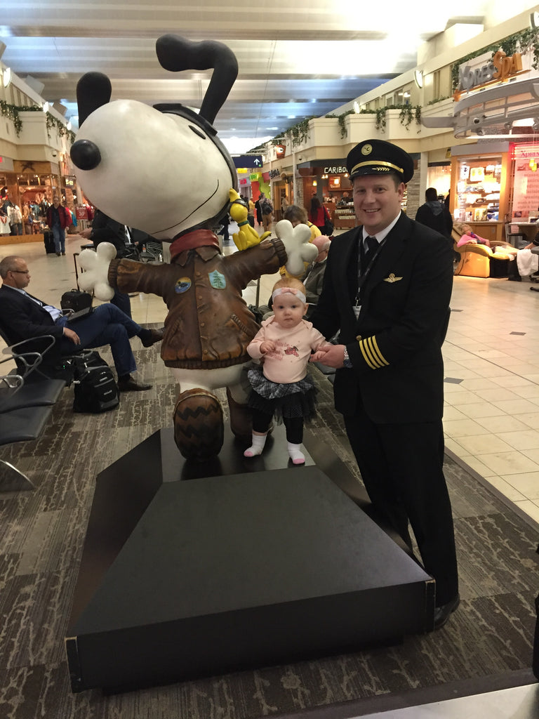 Pilots Have A Say - With First Officer A.Logan