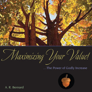 Maximizing Your Value - MP3 Download