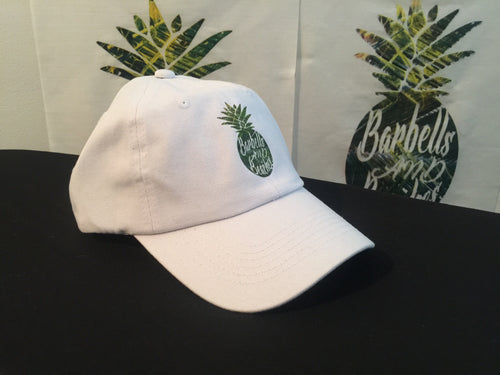 Barbells and Beaches Dad Hat - Made To Excel Fitness
