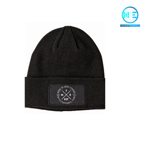 """The Brand"" Patch Beanie - Made To Excel Fitness"