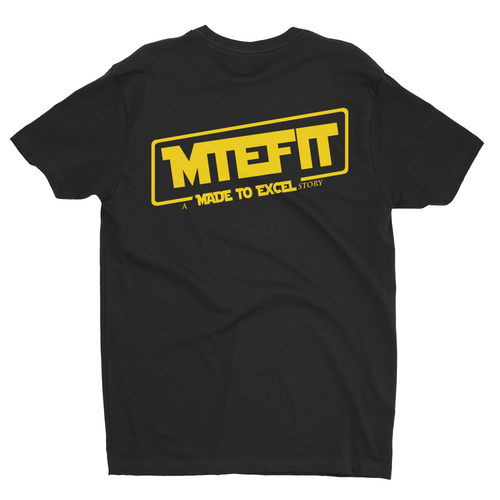 MTE Fit Light Side Tee (Episode II) - Made To Excel Fitness