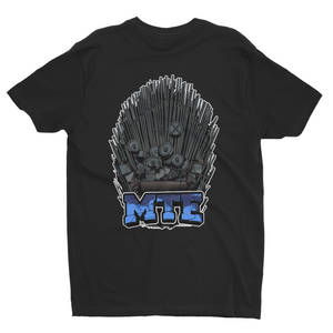 """Iron Throne"" Tee - Made To Excel Fitness"