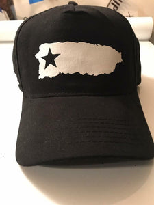 #PRstrong Black & White Hat - Made To Excel Fitness
