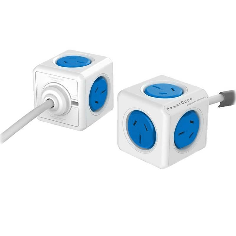Allocacoc PowerCube Blue