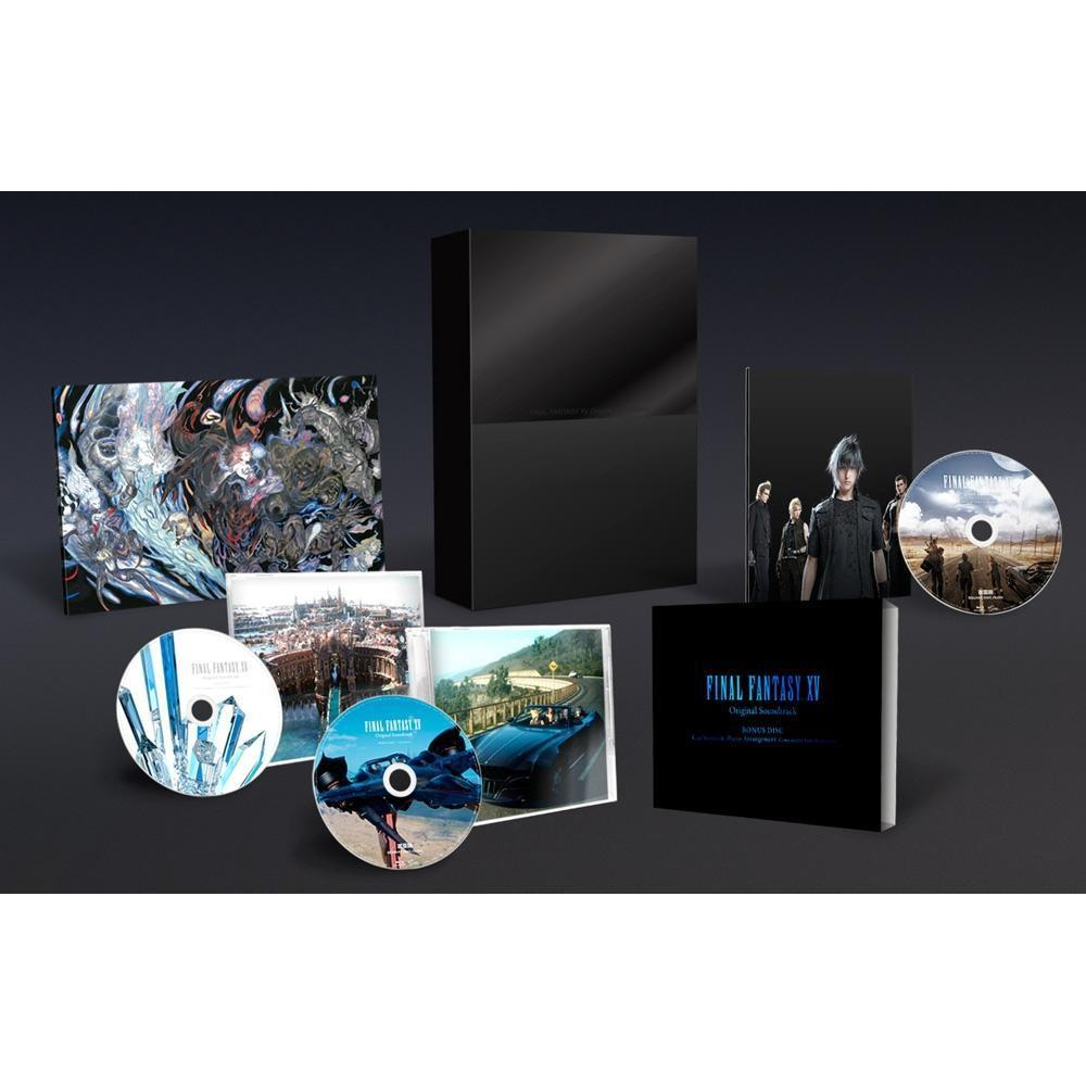 FINAL FANTASY XV Original Soundtrack Limited Edition