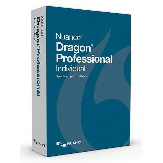 Nuance Dragon Professional 14 Individual Academic Education WINDOWS
