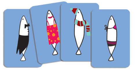 Djeco Sardines Card Game