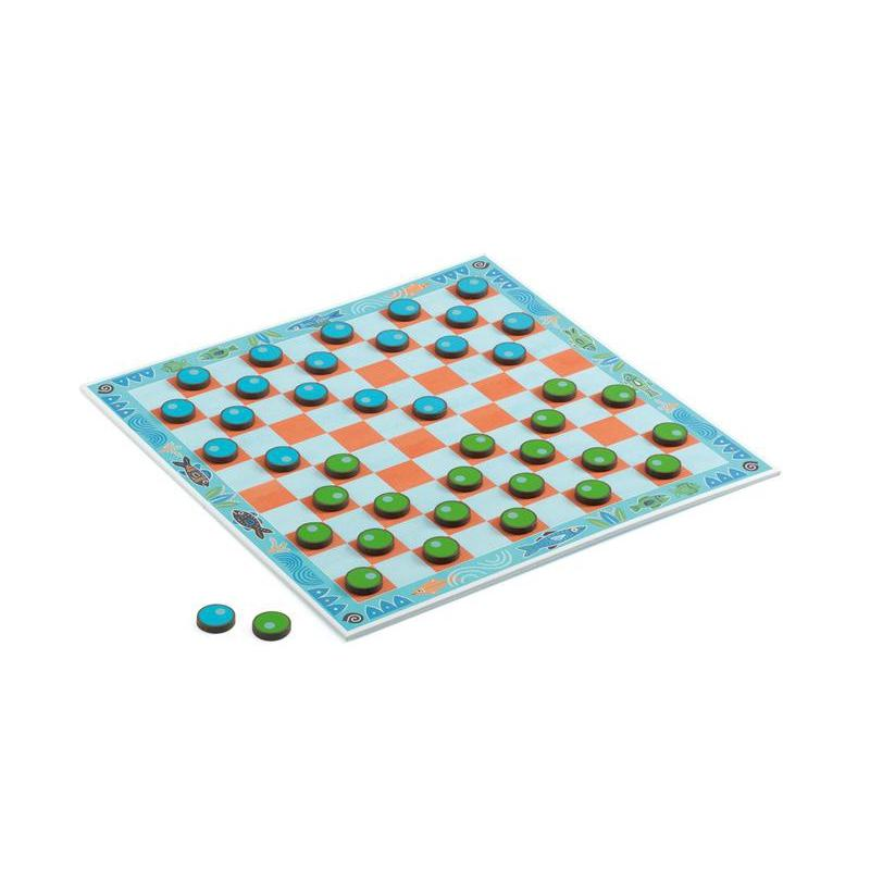 Djeco Draughts Game