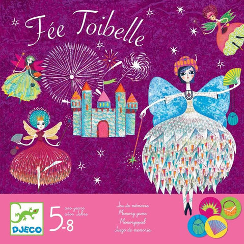 Djeco Fee Toitibelle Fairy Game
