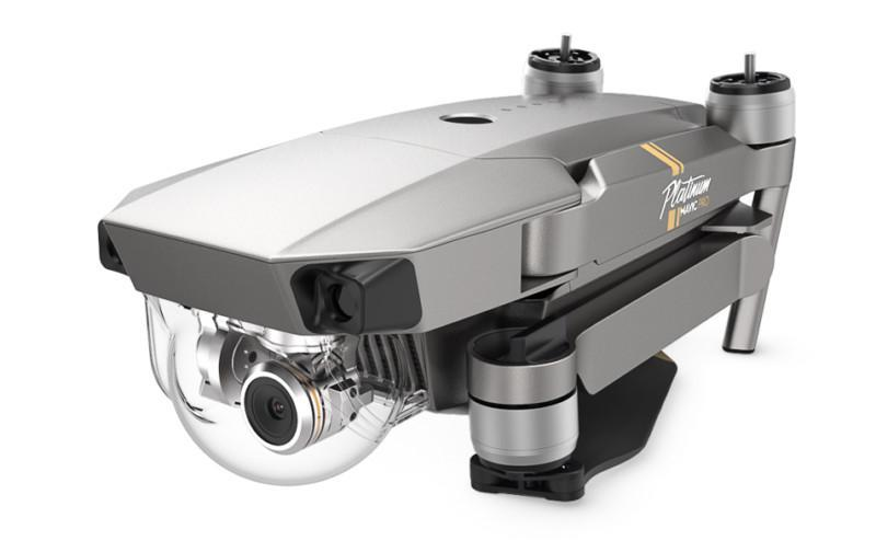 DJI Mavic Pro Platinum Fly More Combo with Hard Case