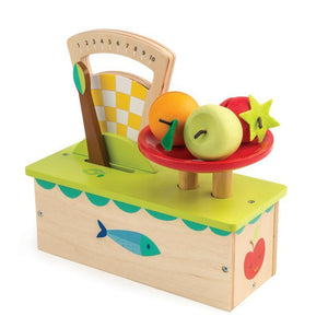 Tender Leaf Toys Weighing Scales