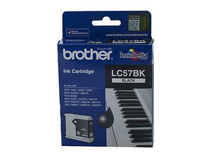 Brother LC57 Black Ink