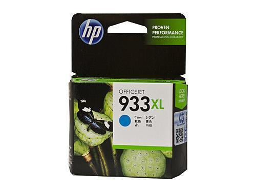 HP 933 XL Cyan Ink