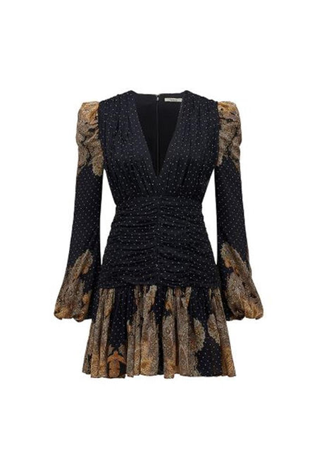 GYPSY KING MINI DRESS