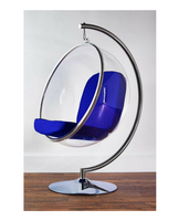 Bubble Chair With Stand