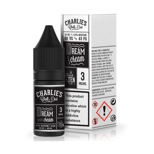 Peanut Butter & Jesus eLiquid by Charlie's Chalk Dust