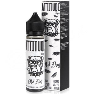 Vape Angels Old Dog Short Fill Attitude Milton Keynes Vape Juice