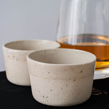 Whiskey Cup Speck - Set of Two