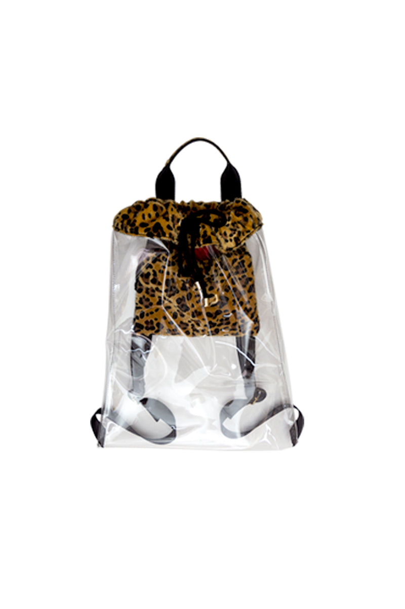 WHY NOTE!? BACKPACK LEOPARD