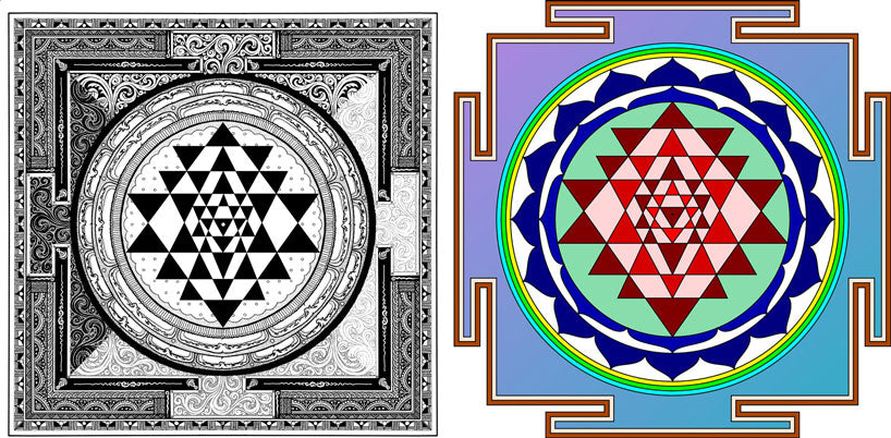 What is the Meaning of Sri Yantra Symbol? – 7 Chakra Store