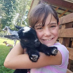 Baby Goat Experience