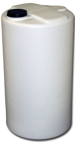 35 Gallon Chemical Feed Tank | Reverse Osmosis Chemical Feed Tank
